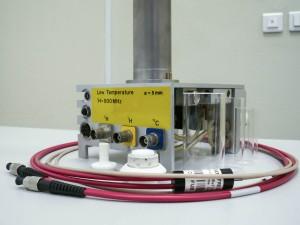 UV-NMR probe